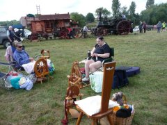 Steam Threshing Day at Bardwell Windmill - Sunday 1st September 2019-2